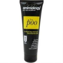 Animology Fox Poo Shampoo 250ml
