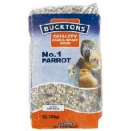 Buckton Parrot Seed No 1 12.75kg
