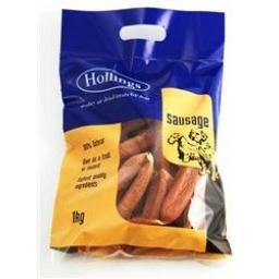 Hollings Sausages 1kg