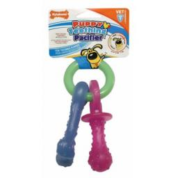 Nylabone Puppy Teething Pacifier Toy