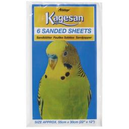 Kagesan Sand Sheets No7 55x30cm 6 Sheets