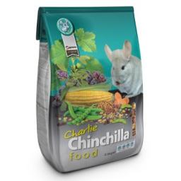 Charlie Chinchilla Food