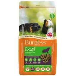 Burgess Excel Guinea Pig Nuggets