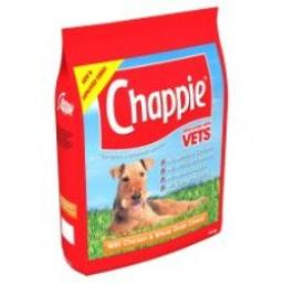 Chappie Chicken Complete 3kg & 15kg
