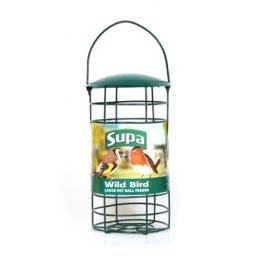 Supa Fat Ball Feeder Green Large
