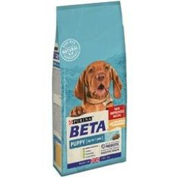 Beta Puppy/Junior Chicken & Rice Dog Food