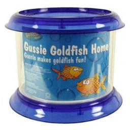 Gussie Goldfish Bowl Blue