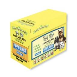 James Wellbeloved Puppy Pouch Lamb & Rice Dog Food 10x150g