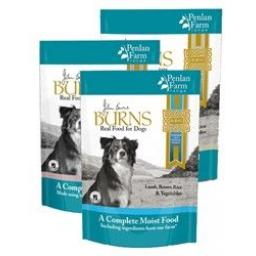 Burns Penlan Farm Multi Pack Complete Moist Dog Food 6x400g