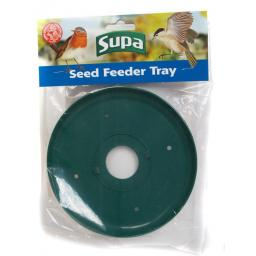 Supa Wild Bird Seed Feeder Tray