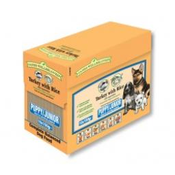 James Wellbeloved Puppy Pouch Turkey & Rice Dog Food 10x150g