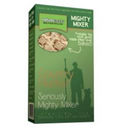 Natures Menu Mighty Mixer Dog Food.