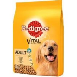 Pedigree Adult Chicken & Veg Dog Food 12kg