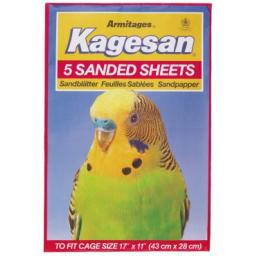 Kagesan Sand Sheets No6 43x28cm 5 Sheets