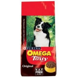 Omega Tasty Dog Food 15kg