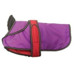 Danish Design 2 in 1 Dog Coat Purple