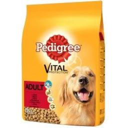 Pedigree Adult Beef & Vegetable Dog Food 12kg