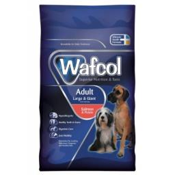 Wafcol Adult Large/Giant Salmon & Potato Dog Food