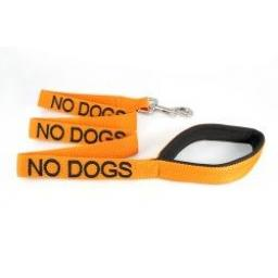 "Friendly Dog Lead ""No Dogs"" Dog Lead"