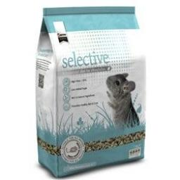 Supreme Science Selective Chinchilla With Plantain 1.5kg