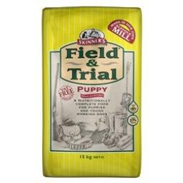 Skinners Field & Trial Puppy Dog Food 2.5kg & 15kg