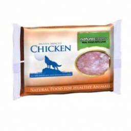 Natures Menu Just Chicken Raw Frozen Minced Meat 400g