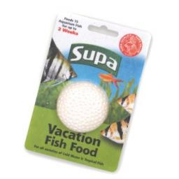 Supa Aquarium Vacation Fish Food 25g