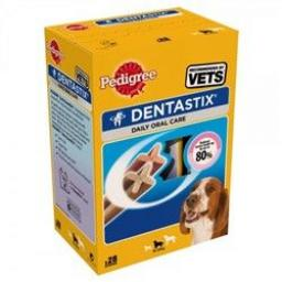 Pedigree Dentastix Medium Dog 10-25kg 28 Stick