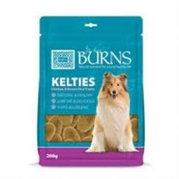 Burns Kelties Chicken & Brown Rice Treats 200g