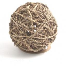 Naturals Seagrass Fun Ball Large