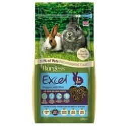 Burgess Excel Junior & Dwarf Rabbit Nuggets