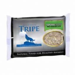 Natures Menu Just Tripe Raw Frozen Minced Meat 400g