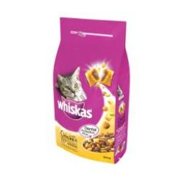 Whiskas Dry With Chicken Complete Cat Food 2kg