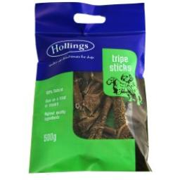 Hollings Tripe Sticks 500g