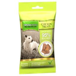 Natures Menu Chicken Dog Treats 60g