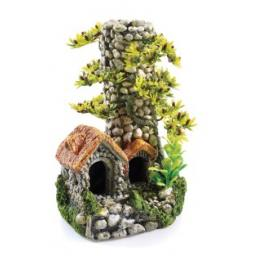 Classic Ornamental Cobbled Chimney 19cm