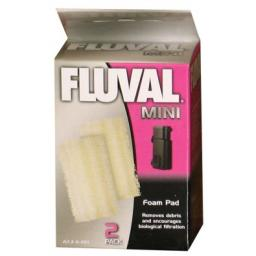 Fluval Mini Foam Insert 2pack