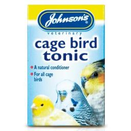 Johnsons Cage Bird Tonic 15ml