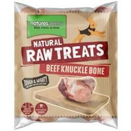Natures Menu Raw Beef Knuckle Bone