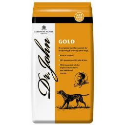 Dr John Gold Dog Food 15kg