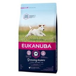 Eukanuba Growing Puppy Small Breed Chicken 2kg