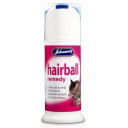 Johnsons Cat Hairball Remedy 50g