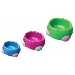 Pet Brands Retro Dog Feeding Bowl
