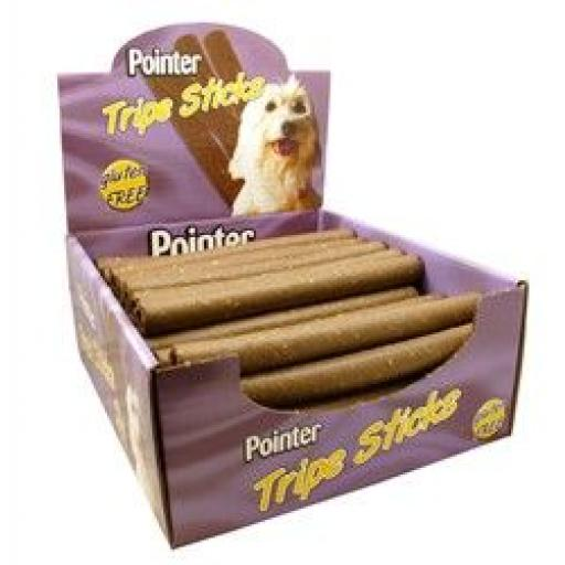 Pointer Tripe Sticks