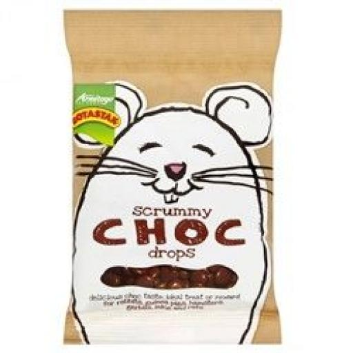 Rotastak Chocolate Drops 50g