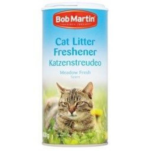 Bob Martin Cat Litter Freshener 500g