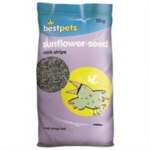 Bestpets Striped Sunflower Seed from