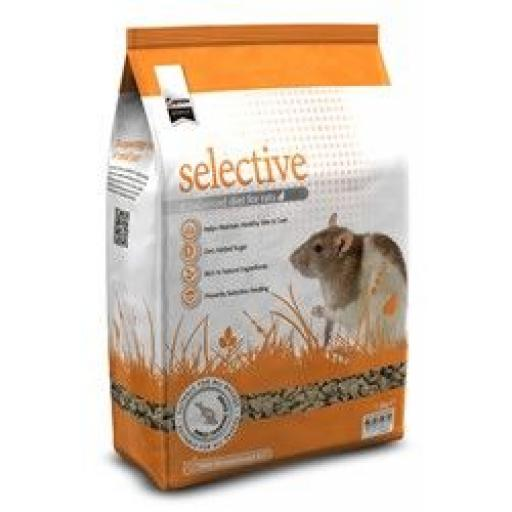 Supreme Selective Rat Food 1.5kg