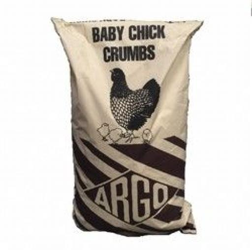 Argo Baby Chick Crumb 20kg | Wagtail Pet Supplies