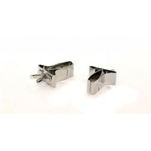 Cuttle Fish Bone Metal Clip